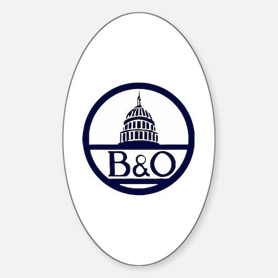 Unique Baltimore Sticker (Oval)
