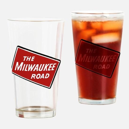 Unique Milwaukee Drinking Glass