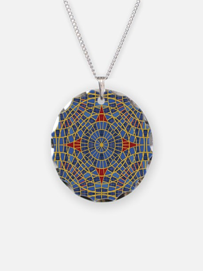 Marriott Carpet Necklace