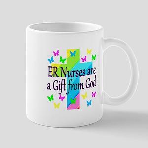 ER NURSE FAITH Mug