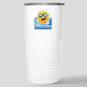 Galveston Stainless Steel Travel Mug