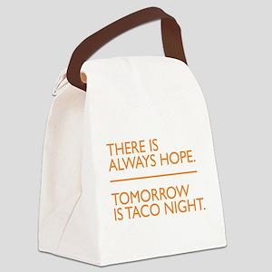 OITNB Taco Canvas Lunch Bag