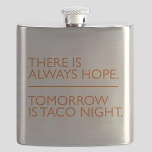 OITNB Taco Flask