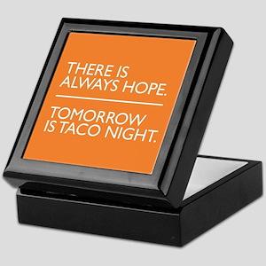 OITNB Taco Keepsake Box