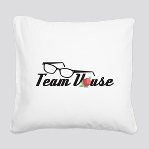 Team Vause Square Canvas Pillow
