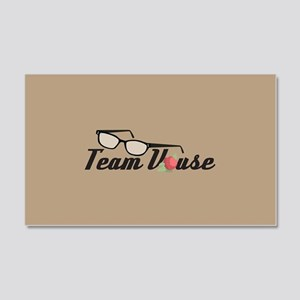 Team Vause 20x12 Wall Decal