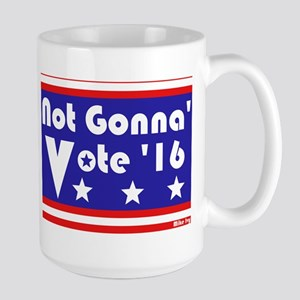 The official Nope! 2016 campaign Mugs