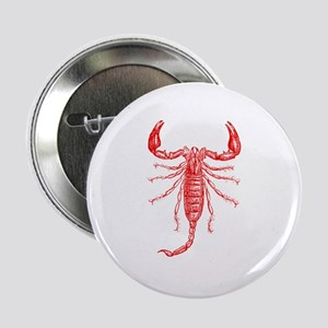 "Penny Dreadful Red Scorpion 2.25"" Button"