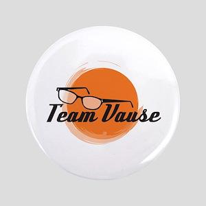 Team Vause Orange Button
