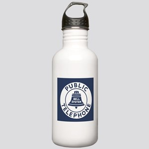 Bell Telephone Backgro Stainless Water Bottle 1.0L