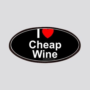 Cheap Wine Patch