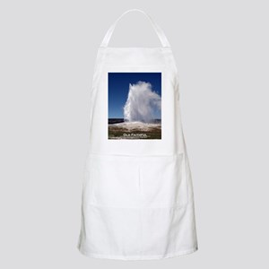 Yellowstone Natl Park - Old Faithful Apron