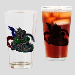 5-Color Evil Dark Dragon Takhisis S Drinking Glass