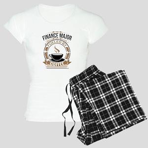 Finance Major Fueled By Coffee Pajamas