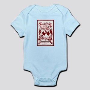 Varney Vampire Penny Dreadful Infant Bodysuit