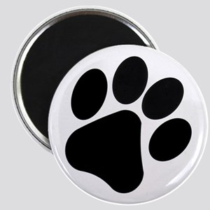Pawprint Fridge Magnets