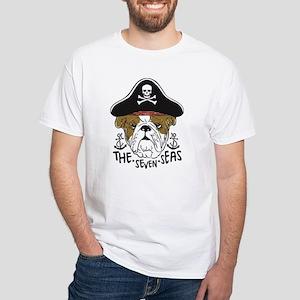 The Seven Seas Pirate T-Shirt