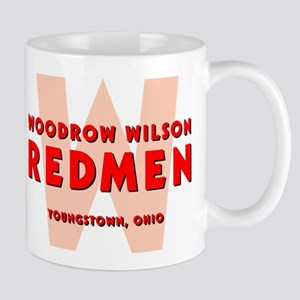 Wilson Redmen Mug
