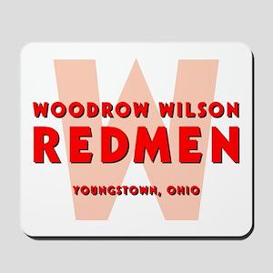 Wilson Redmen Mousepad