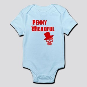 penny dreadful top Infant Bodysuit