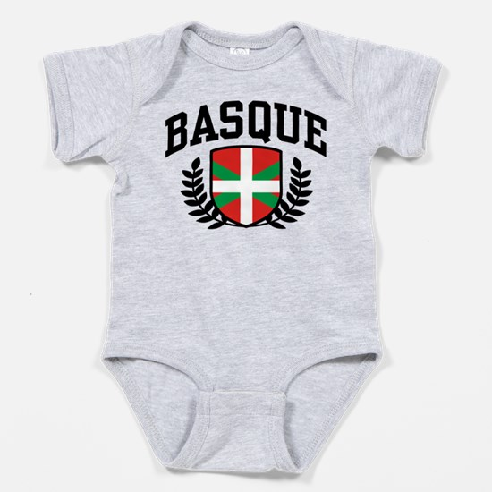 Cute Basque Baby Bodysuit