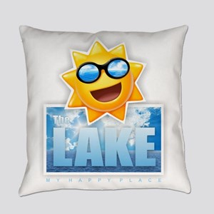 The Lake Everyday Pillow