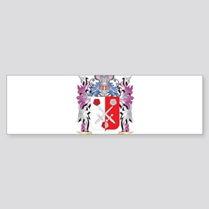 Trent Coat of Arms - Family Crest Bumper Sticker