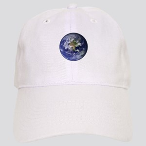 Western Earth from Space Cap