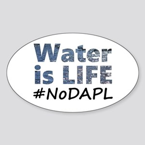Water is Life - #NoDAPL Sticker