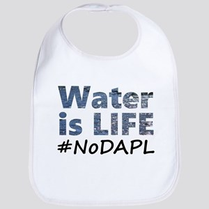 Water is Life - #NoDAPL Bib