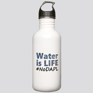 Water is Life - #NoDAP Stainless Water Bottle 1.0L