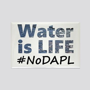 Water is Life - #NoDAPL Magnets