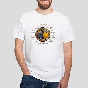 Autumn Scottie Love T-Shirt
