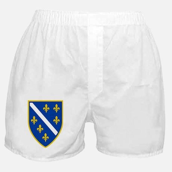 Cute Bosnia and herzegovina Boxer Shorts