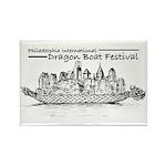 Phila Int'l Dragonboatfest Magnets