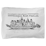 Phila Int'l DragonBoatFest Pillow Sham