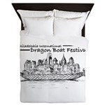 Phila Int'l Dragonboatfest Queen Duvet