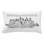 Phila Int'l Dragonboatfest Pillow Case
