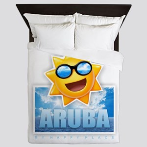 Aruba Queen Duvet