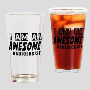 I Am Radiologist Drinking Glass
