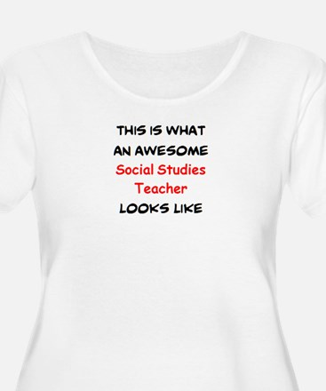 awesome socia T-Shirt