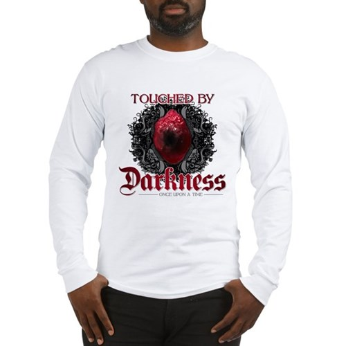 Touched by Darkness Long Sleeve T-Shirt