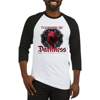 Touched by Darkness Baseball Jersey