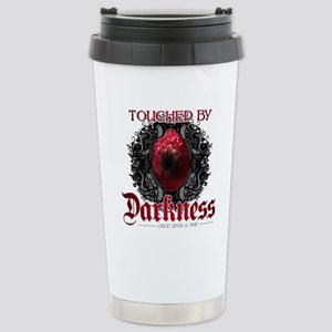 Touched by Darkness Stainless Steel Travel Mug