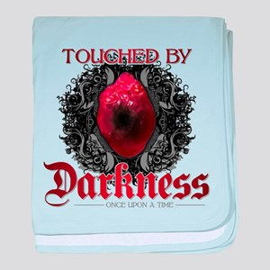 Touched by Darkness baby blanket