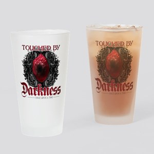 Touched by Darkness Drinking Glass