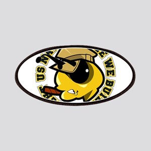Angry SeaBee Patch