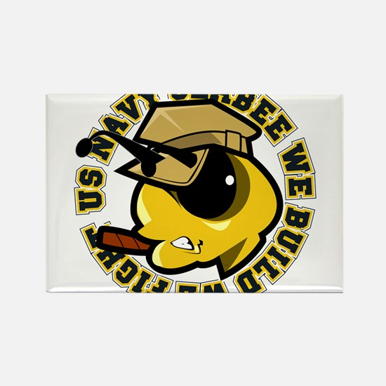 Angry SeaBee Magnets