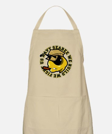Angry SeaBee Apron