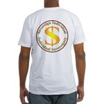 IS-SI Fitted T-Shirt
